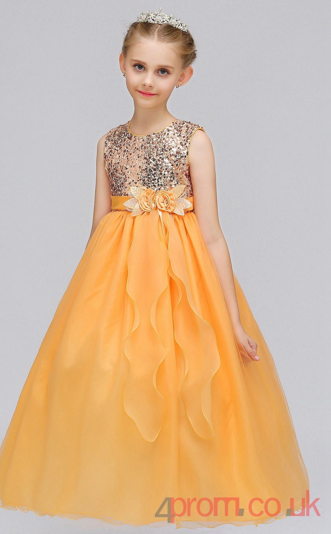 c697874c351 Light Orange Prom Dresses