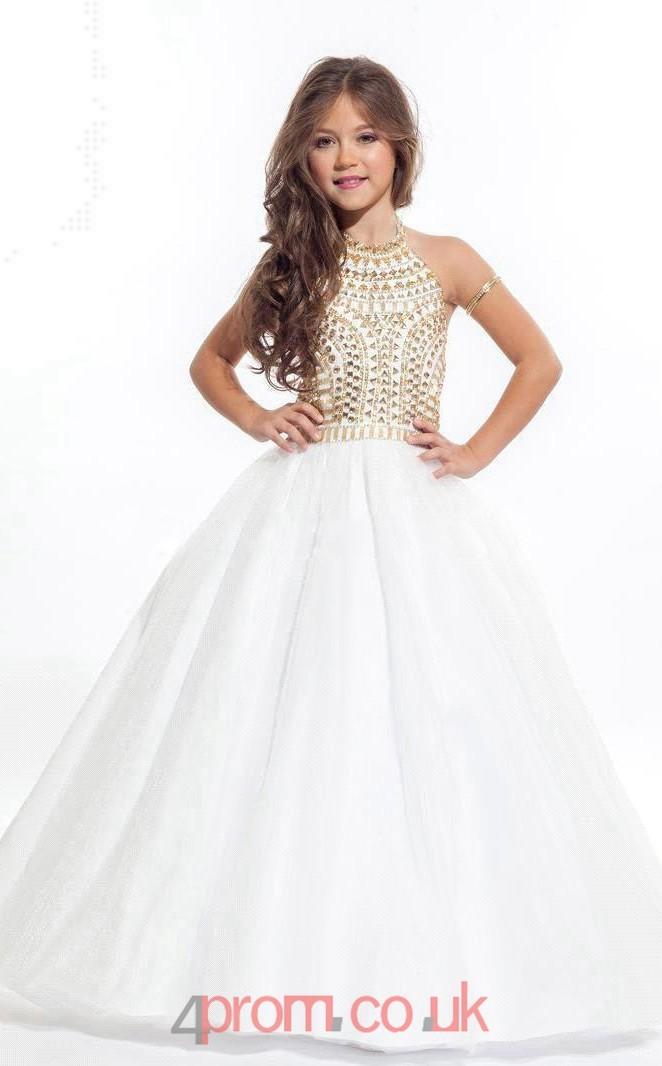 Dorable Childrens Prom Dress Elaboration - Wedding Dresses & Bridal ...