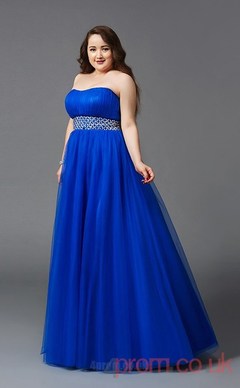 Purchase Plus Size Royal Blue Bridesmaid Dresses Up To 68 Off