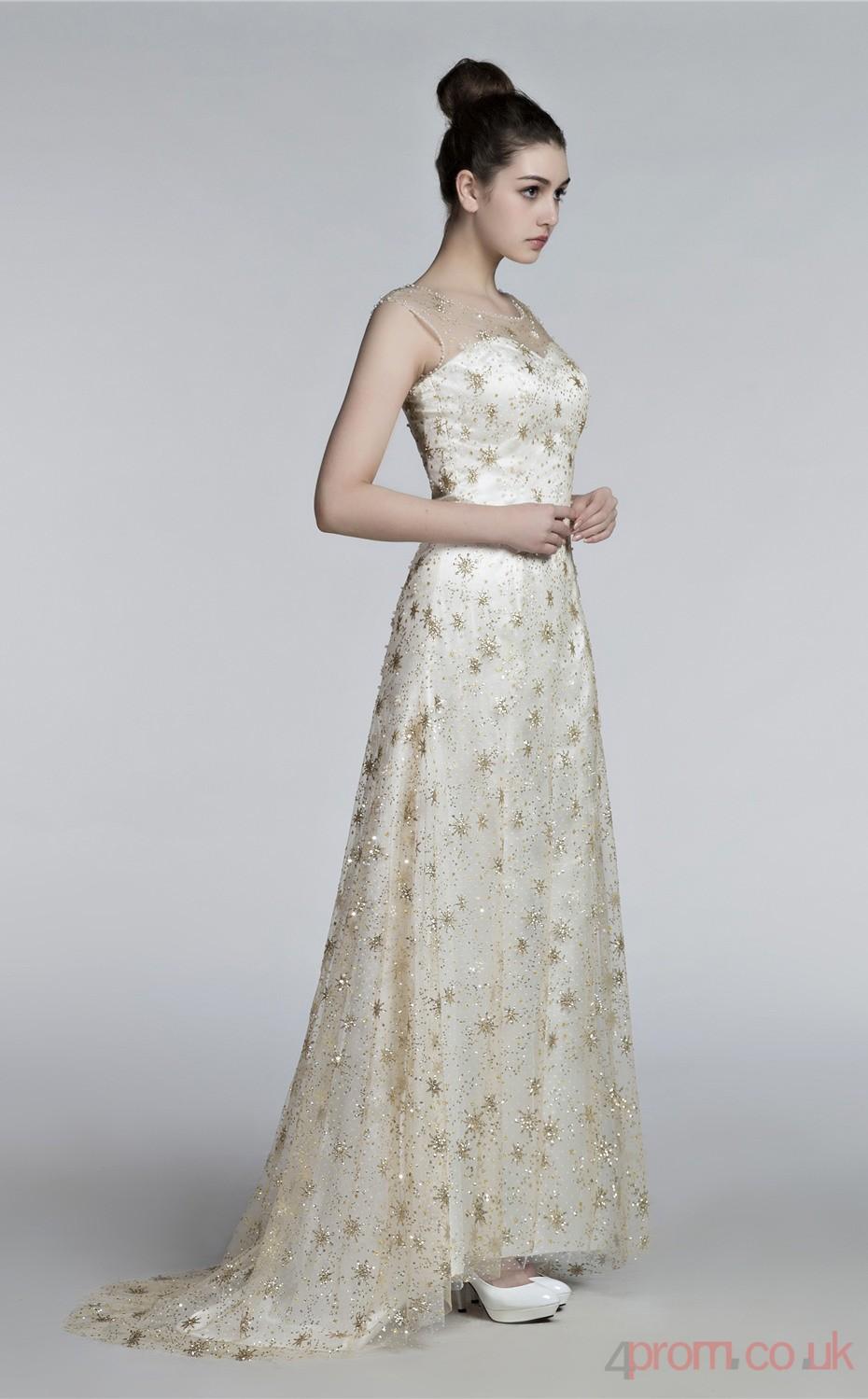 Großzügig Beige Prom Kleider Ideen - Hochzeit Kleid Stile Ideen ...