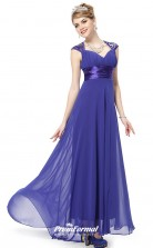 Blue Bridesmaid Dresses 4MBD011