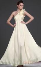 Daffodil 100D Chiffon A-line One Shoulder Long Evening Dress-(BD04-474)