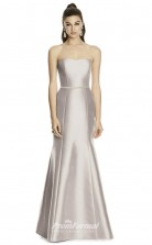 DASUKD742 Plus Sides Mermaid/Trumpet Sweetheart Sliver 73 Satinper Bridesmaid Dresses