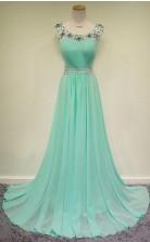 Elegant Mermaid Pink Long Prom Evening Dress with Cowl Neck JTB2121