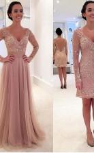 Strapless A Line Light Blue Ball Gown Prom Formal Dress JTB2371