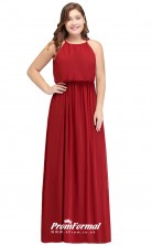 Ruby Long  Jewel Bridesmaid/Party Dresses PPBD008