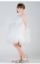 Kids Ball Gown Flower Girls Dresses ACH011