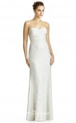 DASUKJY526 Plus Sides Sheath Sweetheart Beige 91 Laceper Bridesmaid Dresses