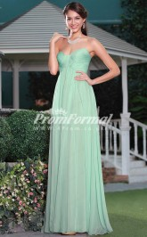 EBD021 Sweetheart Mint Green Bridesmaid Dresses