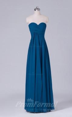A-line Aegean Chiffon Floor-length Prom Dress(PRBD04-S544)