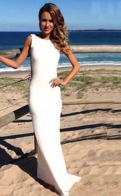 Spaghetti Straps V Neck Blue Two Piece Mermaid Prom Dress Glitter JTB2341