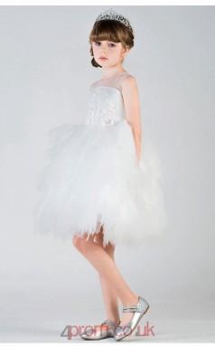 Kids Ball Gown Flower Girls Dresses ACH011