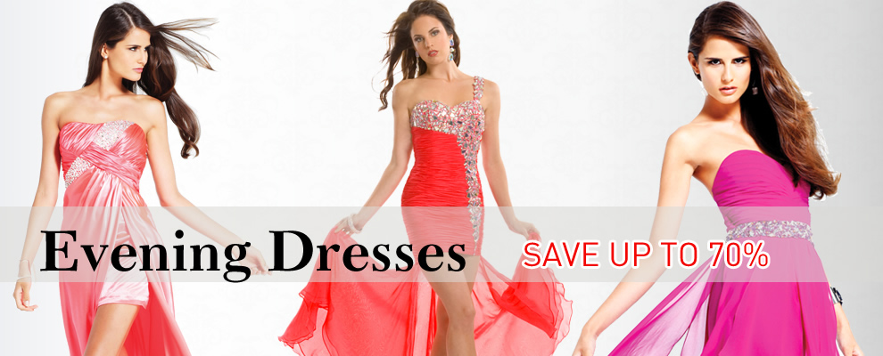 evening dresses from promformal