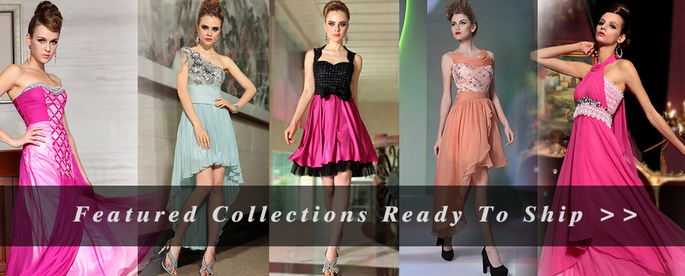 Featured Collections dresses Ready To Ship!